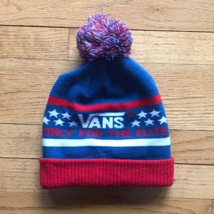 """6a792954cc74ef Vans Accessories - Vans """"Only For The Elite"""" Beanie"""